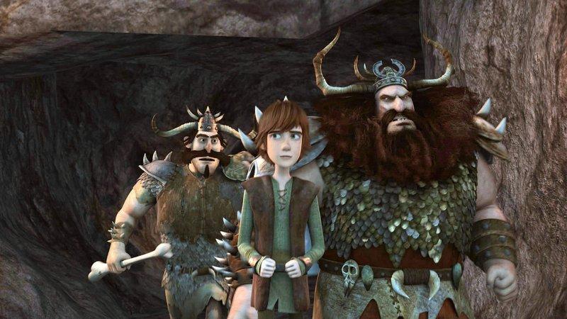 Dragons Fernsehserien