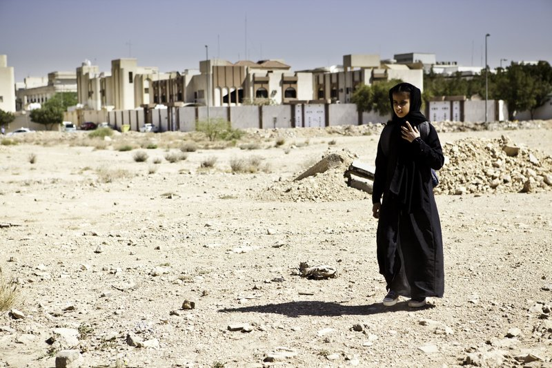 Wadjda (Waad Mohammed). – Bild: BR/Razor Film