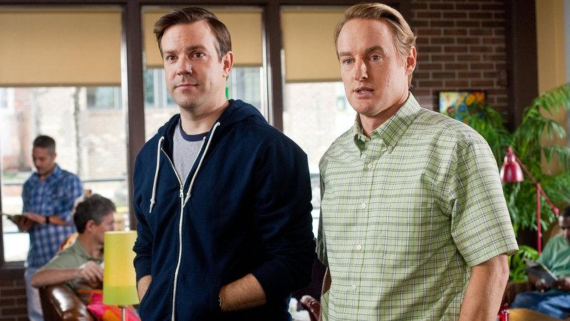 Die beiden Freunde Rick (Owen Wilson, re.) und Fred (Jason Sudeikis, li.) dürfen für eine Woche machen, was sie wollen - so, als wären sie nicht verheiratet.. – Bild: RTL Zwei
