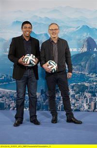 Begegnung mit Brasilien – Bild: ARD
