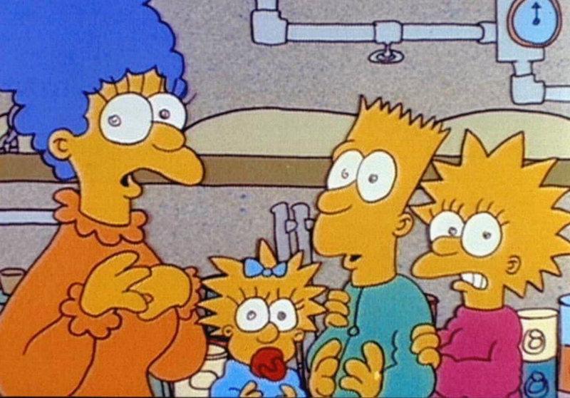 Fernsehserien Simpsons