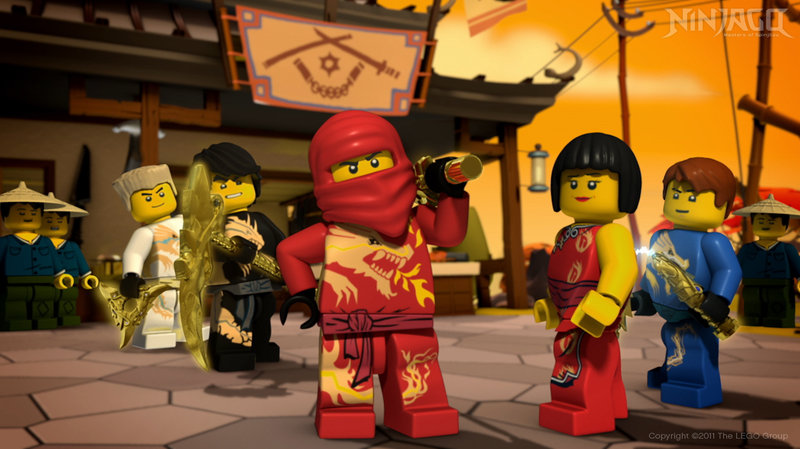 Ninjago Staffel 2 Episodenguide Fernsehseriende