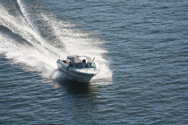 Speedboat – Bild: CC0