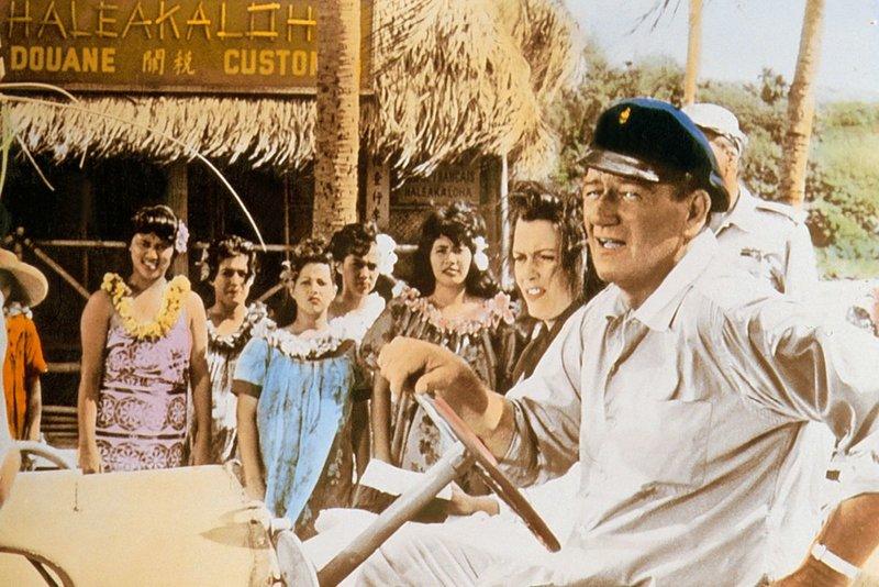 John Wayne – Bild: AGENTUR: CINETEXT Bild- und Text