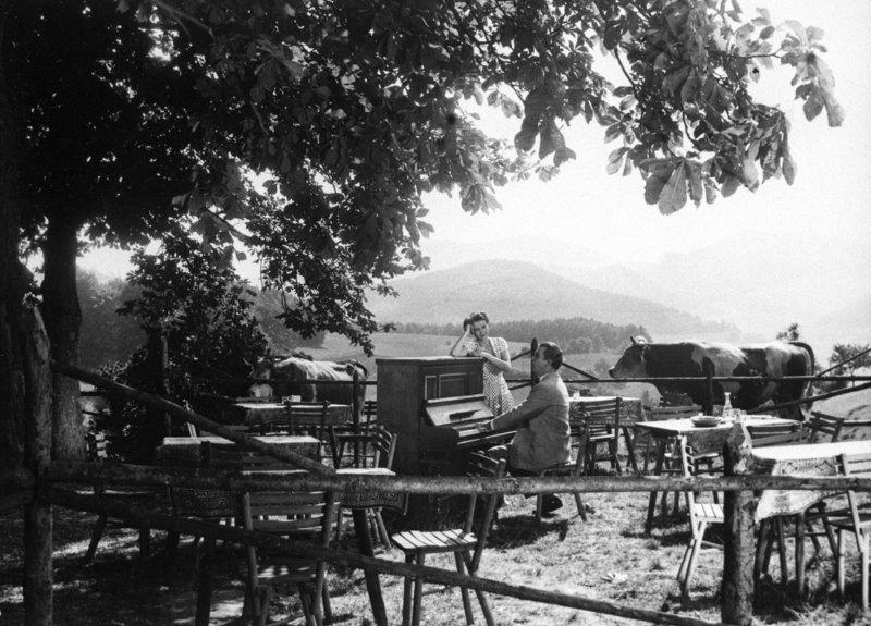 Annemarie Düringer, Rudolf Schock. – Bild: ORF