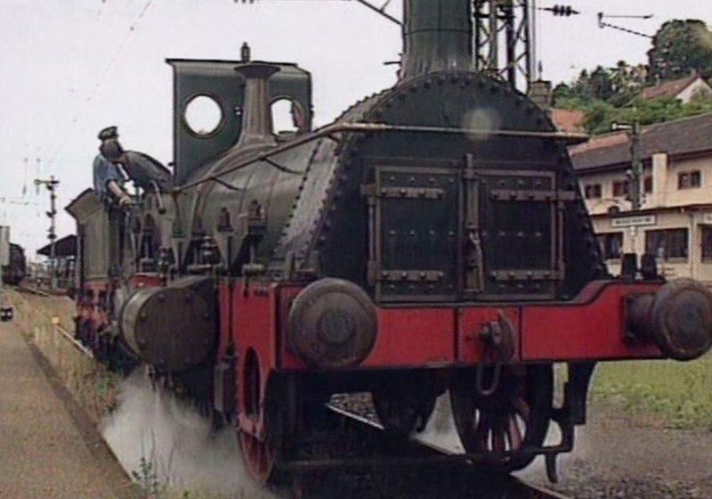 Sendetermine Eisenbahnromantik