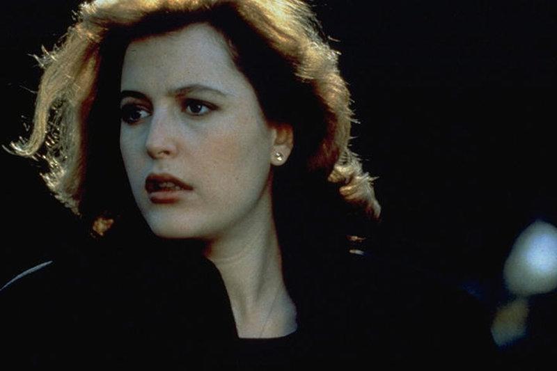 Scully (Gillian Anderson) gerät auf der Suche nach einem Vietnam-Veteran, der seit 24 Jahren nicht geschlafen hat, in arge Bedrängnis ... – Bild: ProSieben MAXX