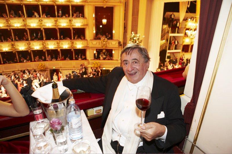 Richard Lugner am Opernball – Bild: ATV