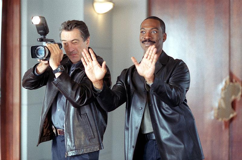 Mitch Preston (Robert de Niro, li.) und Trey Sellars (Eddie Murphy) – Bild: RTL II