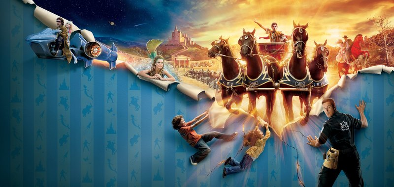 BEDTIME STORIES - Artwork – Bild: Disney