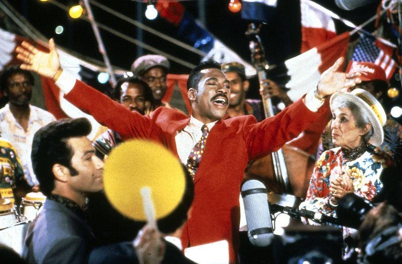 Er hat es geschafft! Der Gauner und Hochstapler Thomas Jefferson Johnson (Eddie Murphy) zieht als Abgeordneter ins Weiße Haus ein. Und nun heißt es: skrupellos in die eigene Tasche wirtschaften. – Bild: ZDF und Leonard Goldberg