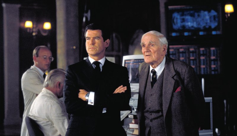 James Bond 007 - World Is Not Enough, The HP Pierce Brosnan Desmond Llewelyn – Bild: ATV
