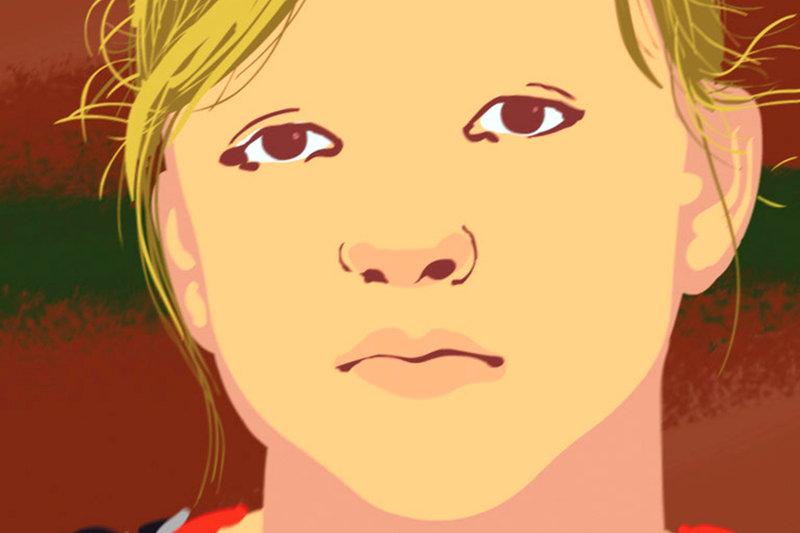"""Tiarma ist 13 und stellt sich eine existenzielle Frage: Was sind eigentlich """"normale"""" Brüste? – Bild: arte"""