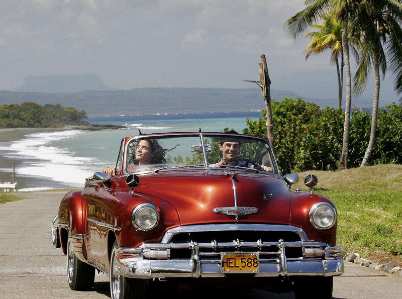 Eine Liebe in Kuba – Bild: SWR/ARD Degeto/Sven Creutzmann
