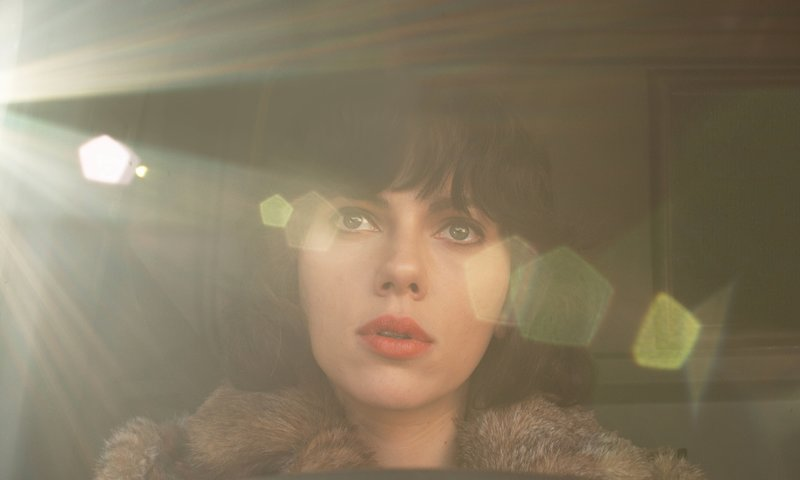 The Female (Scarlett Johansson). – Bild: 2013 A-Film Distribution. All Rights Reserved.
