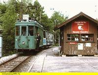 """SWR Fernsehen EISENBAHN-ROMANTIK FOLGE 410, """"MOB - Montreux Oberland Bahn"""", am Dienstag (03.03.15) um 14:15 Uhr. Die Museumsbahn Blonay-Chamby. – © SWR"""