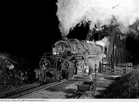 Impressionen der ausgehenden Dampflokära von Virginia, Ende der 50er Jahre zu Ende. – © ZDF und SWR/O. Winston-Loink Museum