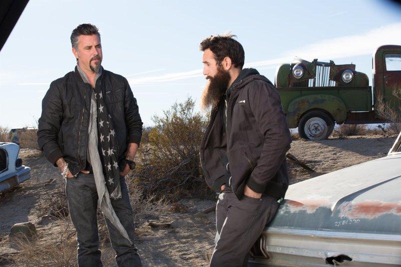 Richard Rawlings (L) and Aaron Kaufman (R). – Bild: Jason Elias / Discovery Channel / Discovery Communications