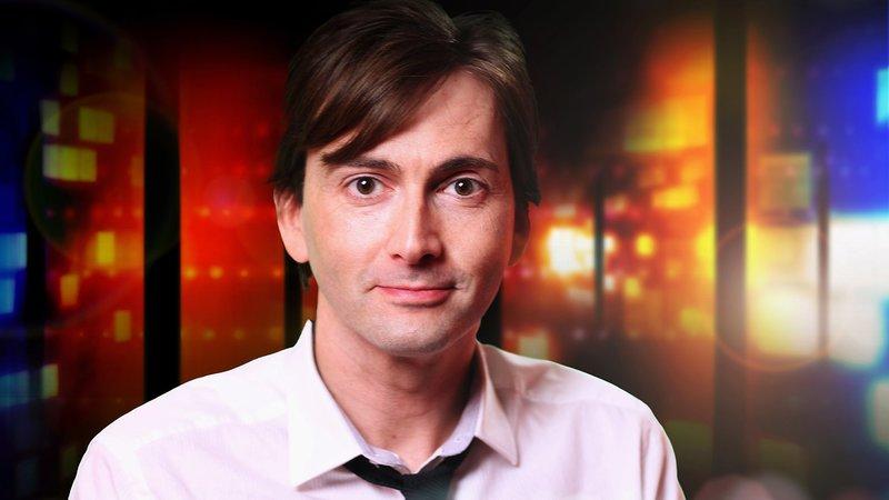 Bildunterschrift: Schauspieler David Tennant ist vor allem bekannt aus der Science-Fiction-Serie ?Doctor Who? und dem Film ?Harry Potter und der Feuerkelch?. – Bild: N24 Doku
