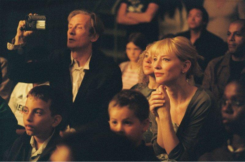 Richard Hart (Bill Nighy), Sheba Hart (Cate Blanchett) – Bild: 2006 DNA Films