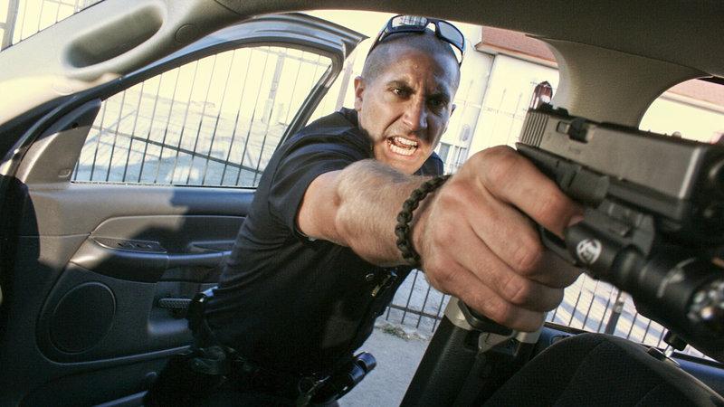 Jake Gyllenhaal (Officer Brian Taylor). – Bild: ORF