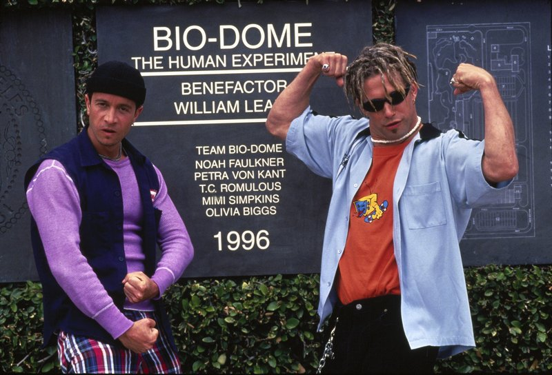 Bio-Dome HP Stephen Baldwin, Pauly Shore – Bild: ATV II