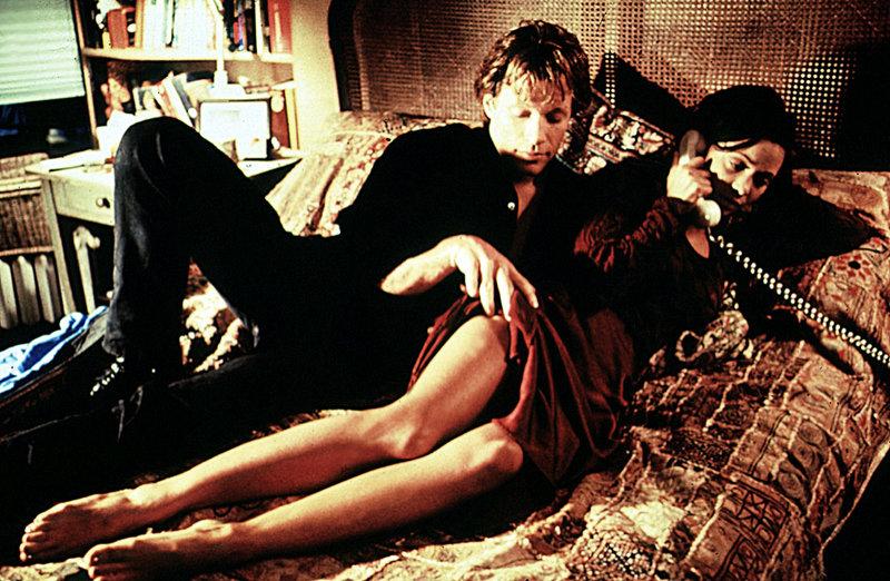 Couver: 11708.006 von Rialto Film The Leading Man _ Liebe mich! Verführe mich! Verrate mich! The Leading Man Typ: Spielfilm Styp: Psychodram Regie: John Duigan (GB 1996) Bild: Jon Bon Jovi – Bild: DMB / Rialto Film