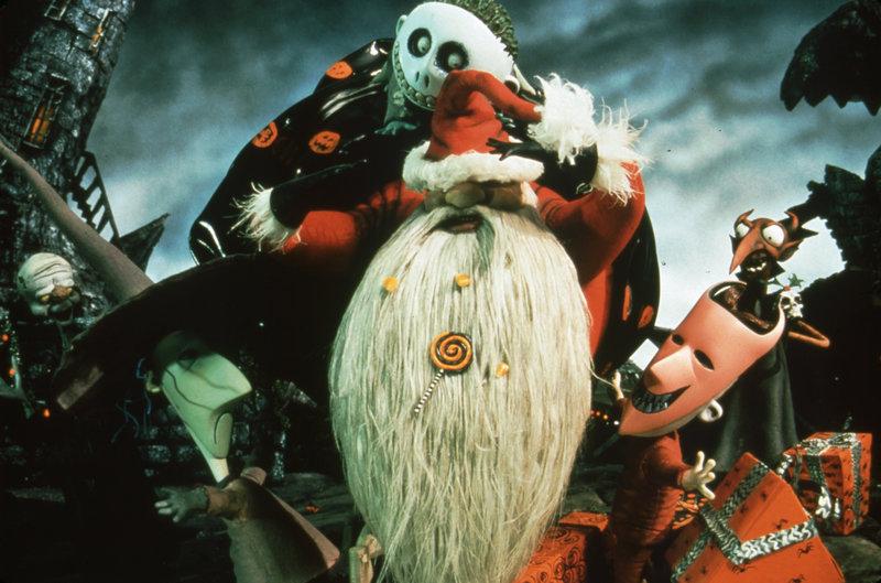 Nightmare Before Christmas – Bild: Disney © Disney•Pixar © & ™ Lucasfilm LTD © Marvel. Alle Rechte Vorbehalten