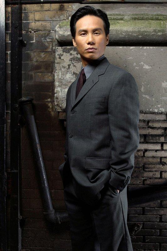 5. Staffel: Dr. George Huang (B. D. Wong) – Bild: RTL Nitro