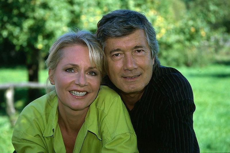 Nora von Collande, Christian Wolff – Bild: ZDF und Harald Neugebauer