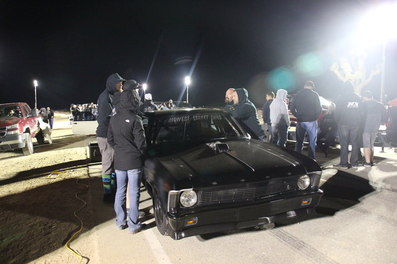 Murder Nova is in Las Vegas to find the fastest racers in the Southwest. – Bild: Discovery Channel