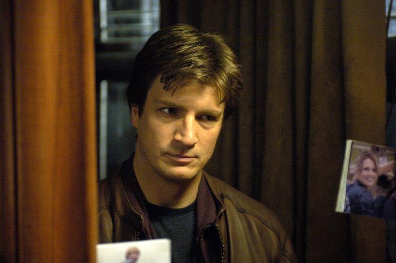 Abe Dale (Nathan Fillion, Slither) will sich das Leben nehmen, nachdem seine Familie auf brutale Weise ermordet wurde. Als er im Krankenhaus erwacht, ist Abe durch seine Nahtod-Erfahrung völlig verändert: Er sieht todgeweihten Menschen an, dass sie bald sterben werden. – Bild: NBCU