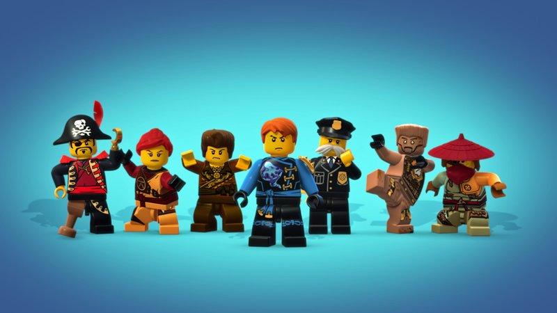 Ninjago - Luftpiraten – Bild: LEGO