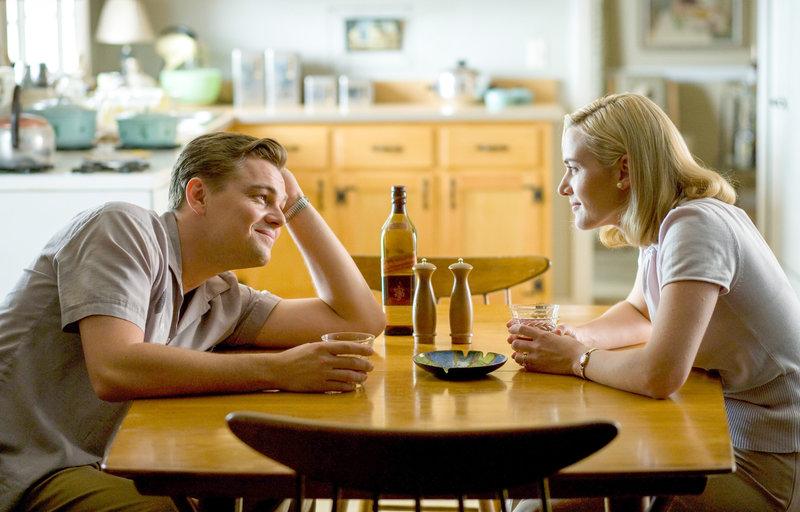 Leonardo DiCaprio (Frank Wheeler), Kate Winslet (April Wheeler). – Bild: ORF