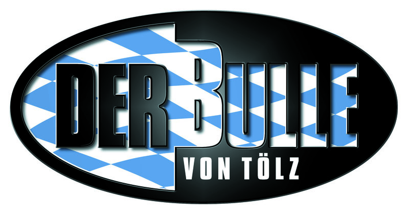 Der Bulle von Tölz - Logo – Bild: Sat.1