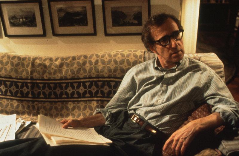 Gabe (Woody Allen) – Bild: TriStar Pictures Lizenzbild frei