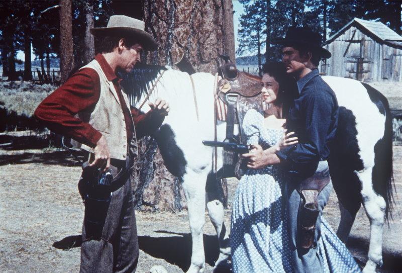 Romeo und Julia in Nevada (Staffel 1, Folge 11) – Bild: Paramount Pictures Lizenzbild frei