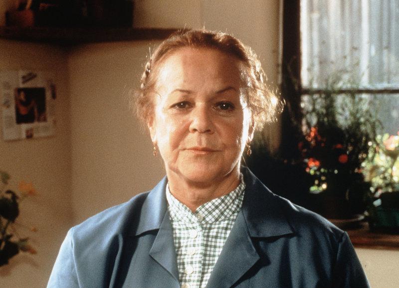 Enzi Fuchs als Franzi Pirchner – Bild: rbb