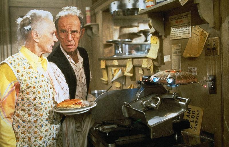 L-R: Faye Riley (Jessica Tandy), Frank Riley (Hume Cronyn). – Bild: TVP