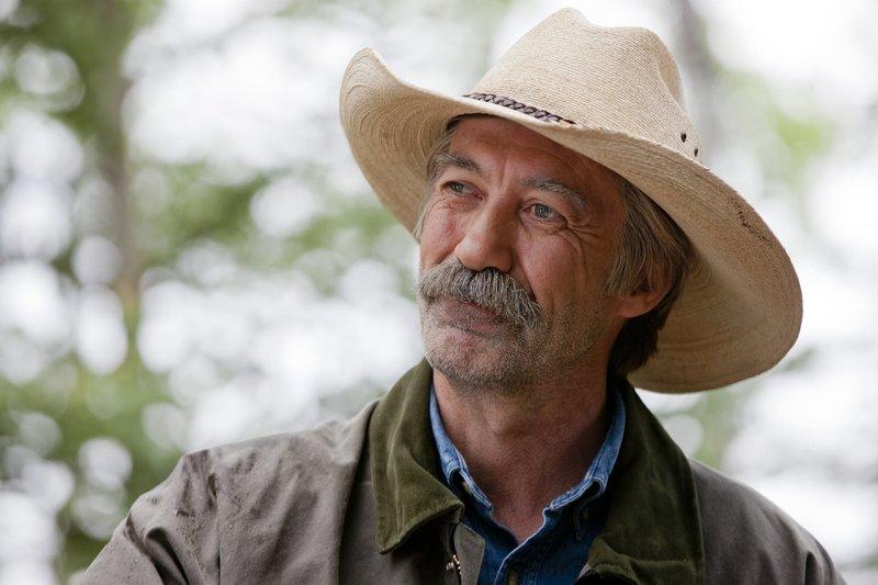 Jack Bartlett (Shaun Johnston) – Bild: Rescued Horse Season Five Inc. Lizenzbild frei