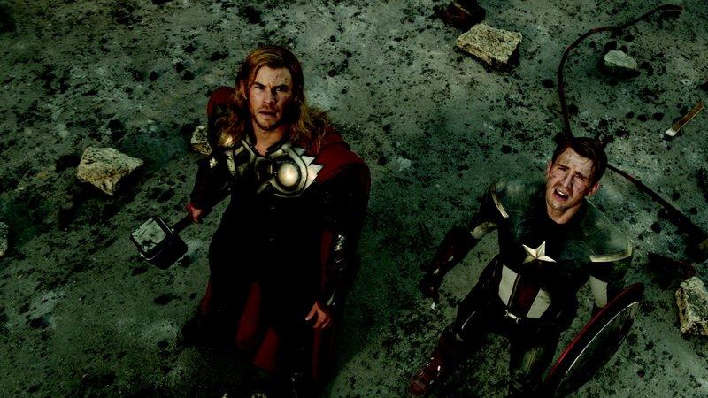 Marvel's The Avengers – Bild: VOX