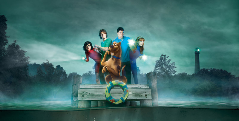 Scooby-Doo! Der Fluch des See-Monsters – Bild: 2010 Warner Bros Entertainment Inc