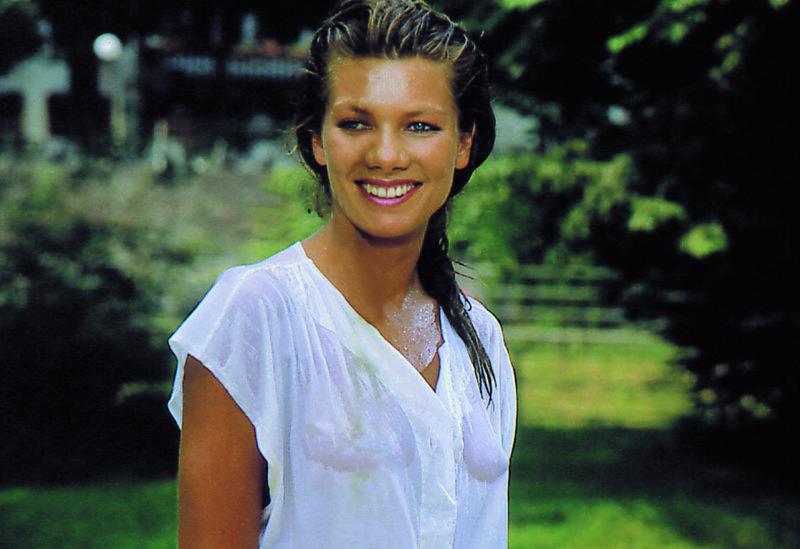 Hat einen Schlag bei den Kerlen: die selbstbewusste Tina (Ursula Karven) ... – Bild: Licensed by LISA Film GmbH