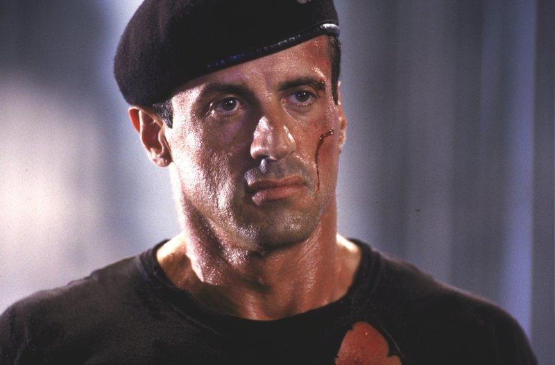 John Spartan (Sylvester Stallone) – Bild: Turner / Copyright (c) 1993 Warner Bros. All Rights Reserved.