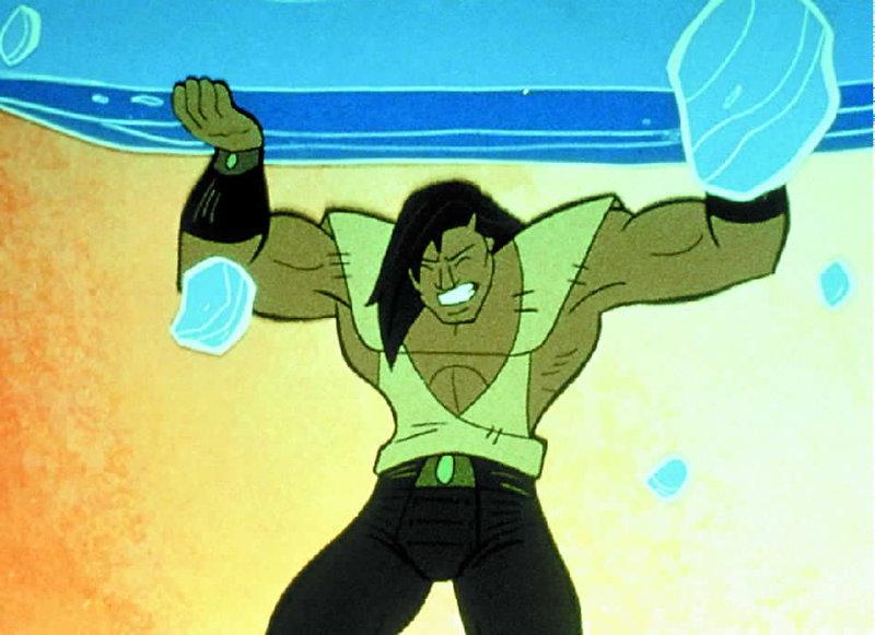 Hercules & Xena: Der Kampf um den Olymp – Bild: Nitro