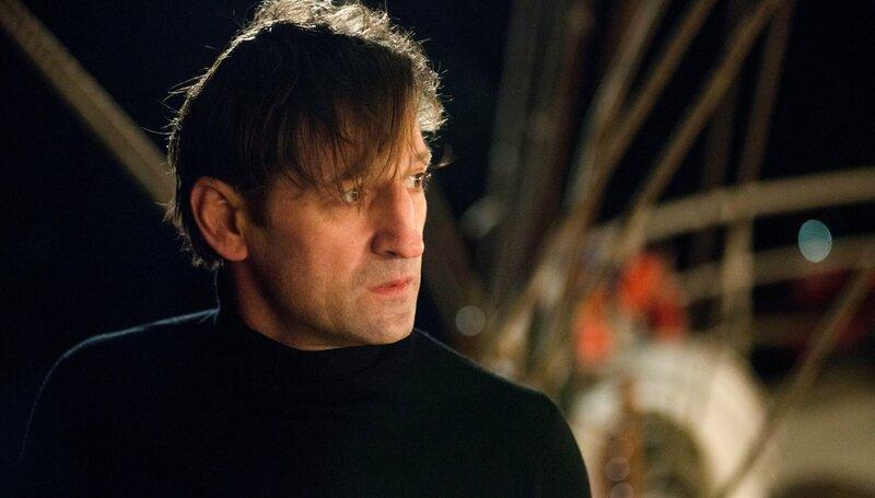 Andreas Patton (Jens Adam). – Bild: ORF 2
