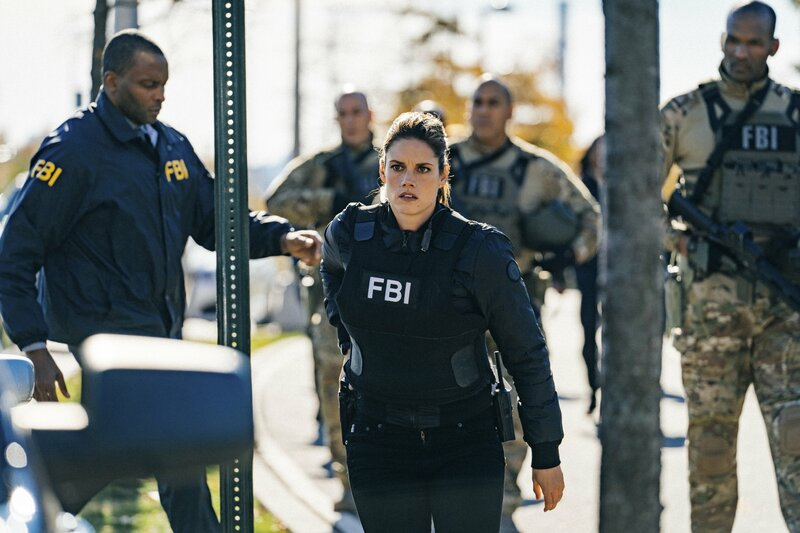 Maggie Bell (Missy Peregrym) – Bild: 2018 CBS Broadcasting, Inc. All Rights Reserved / Michael Parmelee Lizenzbild frei
