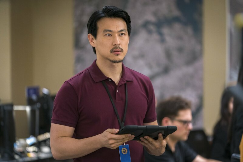 Ian Lim (James Chen) – Bild: 2019 CBS Broadcasting, Inc. All Rights Reserved / Michael Parmelee Lizenzbild frei