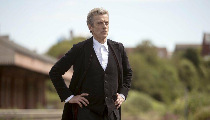 Der Doktor (Peter Capaldi) bei seinem nächsten Fall. – Bild: WDR/BBC