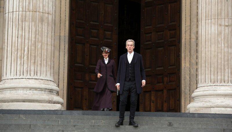 Missy (Michelle Gomez) und der Doctor (Peter Capaldi) – Bild: WDR/BBC
